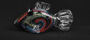 China animal glass smoking pipe bong on sale