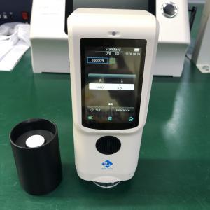 China 3nh TS7020 Spectrophotocolorimeter Color Spectrum Analyzer 700nm For Car Paint on sale