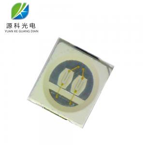 China InGaN 2 Blue Led Chip Led Lamp Components 460 Nm Water Clear 2 Years Warranty on sale