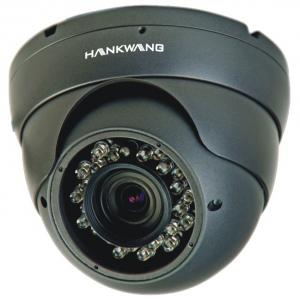 China Dome SONY NTSC / PAL Color CCD Camera 0.001 Lux with 4mm - 9mm Lens on sale