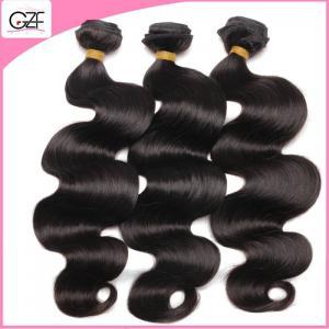 China Cheap Human Hair Weaving Brazilian Hair Body Wave Virgin Bundles with Closure on sale