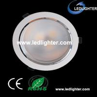 China Dimmable Aluminum Led Recessed Down Light High Lumen 6000 - 6500K on sale