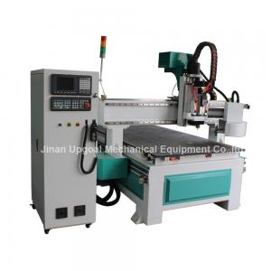 China Tool Changing CNC Wood Router with 12 Pcs Tools Auto Changing/9.0KW Spindle/SYNTEC System on sale