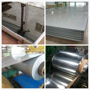 China 430,410, 201 2B/BA finish  stainless steel sheets and coils on sale