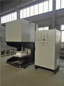China 55KW Zirconia Sintering Furnace , High Temperature Furnace Straight Line Guide Rail Design on sale