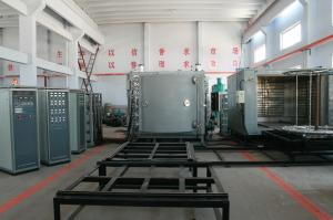 China pvd small ceramic tiles coating line / ceramic coating machine ShangHai Manufacturer on sale