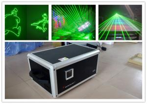 China Land Mark 15W Green Beam Olympics ILDA Laser Projector Show Concert Light on sale