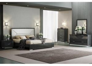 China Solid Painting Melamine Bedroom Furniture / Hotel Bedroom Furniture Sets on sale