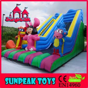 China SL-367 Chinese Factory Custom Slip N Slide Inflatable on sale
