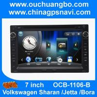 Ouchuangbo VW Passat B5 Golf 4 audio DVD gps radio stereo with  SD AUX MP3 2015 Russia map