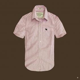 China A&F men classic shirt on sale