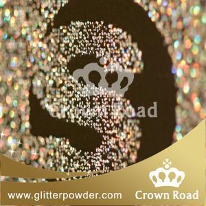 China mixed holo gold glitter powder on sale