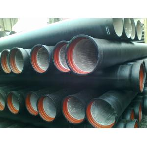 China ISO 2531 Ductile Iron Pipe, DN400, T Type Joint, K9, 6m on sale