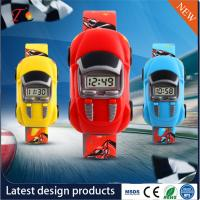 Popular customized promotion watch for children and adults cool cuteAutomobile toy watch children