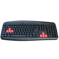 Desktop / Laptop Gaming Computer Keyboard Light Up Laptop Keyboard