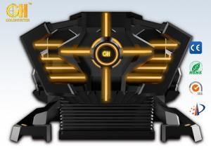China 6 9 Seats VR Tank Simulator Electronic Virtual Reality Theater Full Automatic Mode on sale