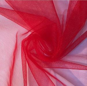Quality 30 D 100 Polyamide Fiber Strengthen Hexagonal Mesh Cloth For Wedding Dress Nylon Fabric