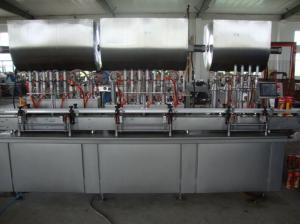 China Electric Stainless Steel Automatic Tin Cup Filling And Sealing Machine For Shrimp Paste on sale