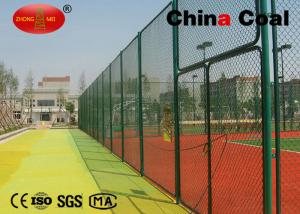 China Stadium Fence Wire Mesh Industrial Tools And Hardware With Plastic Coated Wire on sale