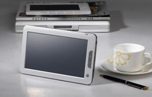 China 4GB TFT-LCD Screen 7 inch Handheld Ebook Reader With 3.5mm Jack, MP3 / MP4 Player on sale