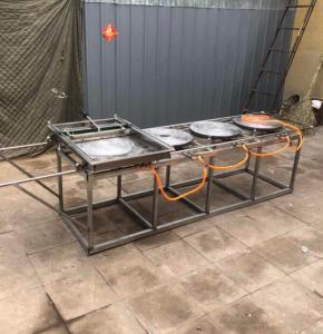 China Pancake making machine,crepes sheet machine,tortilla making machine on sale