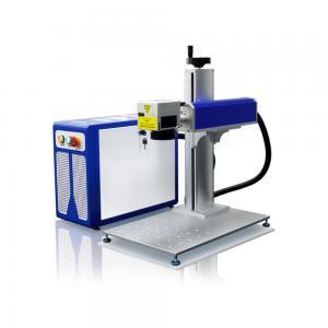 China diamond laser marking machine jeans laser marking machine on sale