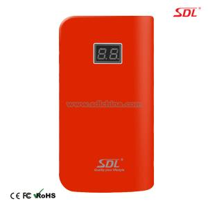 China 8400mAh Portable Power Bank Power Supply External Battery Pack USB Charger E42 on sale