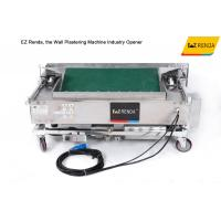 Single Phase 220V  Internal Wall Plastering Machine / Cement Plastering Equipment