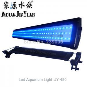 China 2014 real rushed fish tank aquarium  JY-ST1450SMD RGB LED Aquarium Light for marine & freshwater on sale