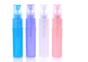 China Convenient Perfume Pump Sprayer Various Color 3 / 5 / 10Ml Capacity on sale