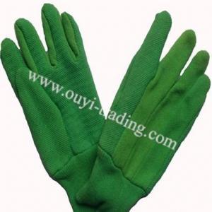 China Cotton Garden Glove on sale
