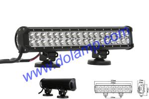 "China DOLAMP 14.6"" 90W  Light Bar, Off Road Cree LED Light Bar, Dual Row LED Light Bar,LB-ED15-90C3 on sale"