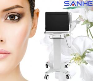 China Safety Home HIFU Ultherapy Ultrasound Machine non-invasive for Face on sale