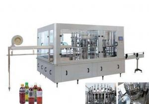 China Small Scale Fruit Juice Processing Line / Tea Manufacturing Equipment SUS304 on sale