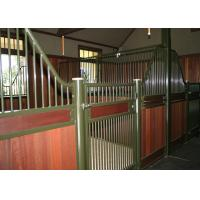 6 Horses European Horse Stalls Strong Solid Welded One Piece Frame