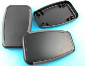 China High Accuracy Double Shot Injection Molding For Electronic Products Bottom Cover on sale