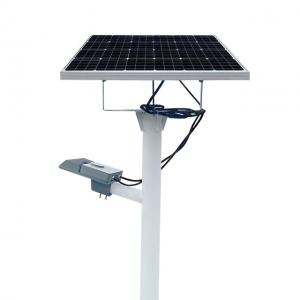 China MPPT Controller Off Grid Solar Led Street Light With Lithium Battery on sale