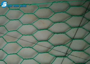 China galvanized , pvc coated hexagonal wire mesh / chicken wire mesh/twisted wire mesh on sale