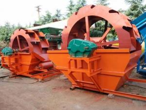 China Stable Operation Sand Screening And Washing Machine Sand Cleaning Machine on sale