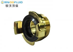 China Gardening Geka Hose Couplings , Garden Hose Adapter Male Thread Tail Low Pressure on sale