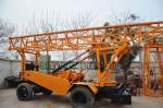 Установленная трейлером буровая установка водяной скважины С400