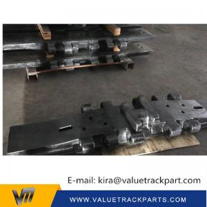 China OEM quality CC2800-1 Track Plate for Terex Demag  crawler crane made in China on sale