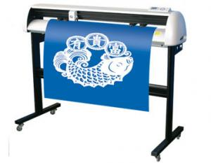 China the supplier of 1200mm cutter plotter ST1200 for vinyl paper cutting on sale