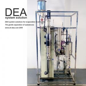 China 220V 60 Hz Essential Oil Distillation Equipment SS 304 With High Evaporation Rates on sale