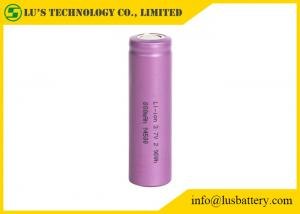 China ICR14500 Rechargeable Lithium Ion Battery For Electric Drills 3.7 V 800mah on sale