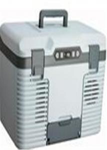 China Aquecedor durável do refrigerador do refrigerador do carro, 18 litros de congelador de refrigerador portátil para o carro on sale