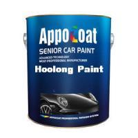 Acrylic Paint Colors- 2K Orange Red car paint