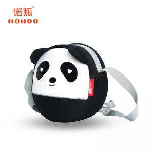 China Panda Small Toddler Messenger Bag , Lovely Baby Sling Bag For Kids on sale