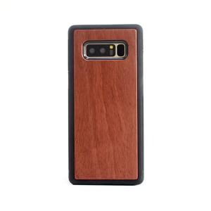 China Shockproof Samsung S8 Plus TPU Wooden Phone Covers Handmade Type on sale