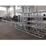Sistemas rectos del braguero de la iluminación de la etapa longitud 350 * 450m m de 0.5m a 4 M